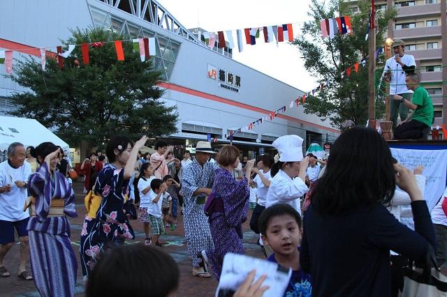 ハコのわダンス